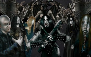 Music - Dimmu Borgir Wallpapers and Backgrounds ID : 291308