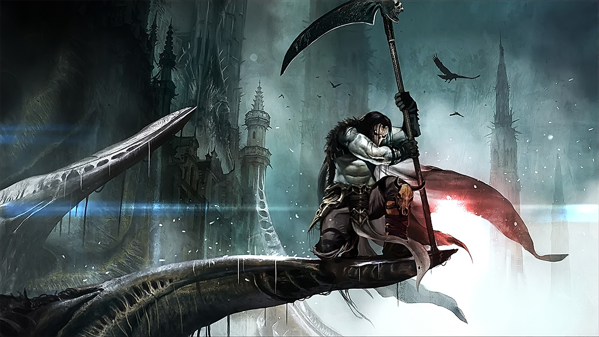 51 Darksiders II Wallpapers Backgrounds - Wallpaper Abyss