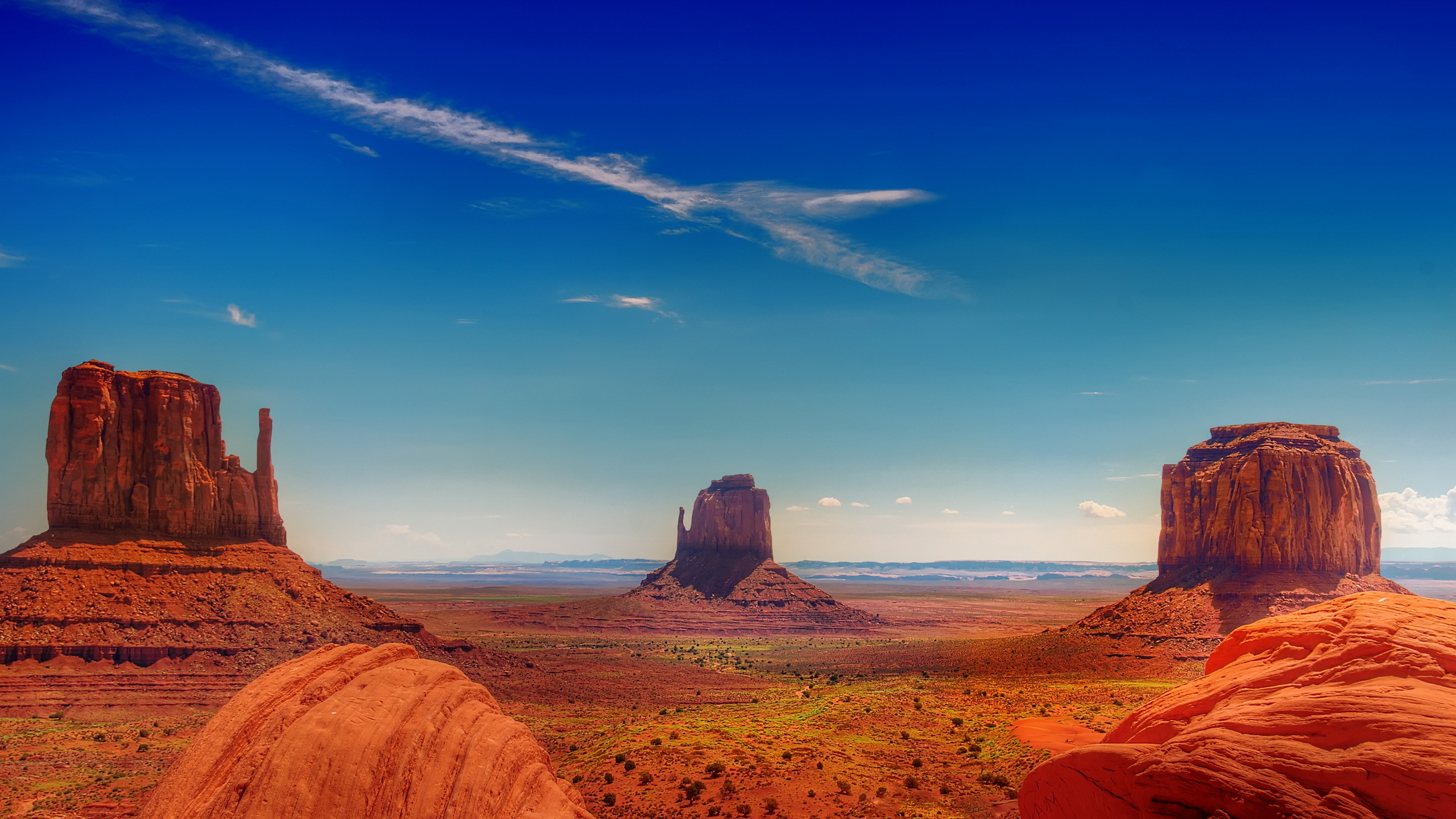 50 Monument Valley HD Wallpapers
