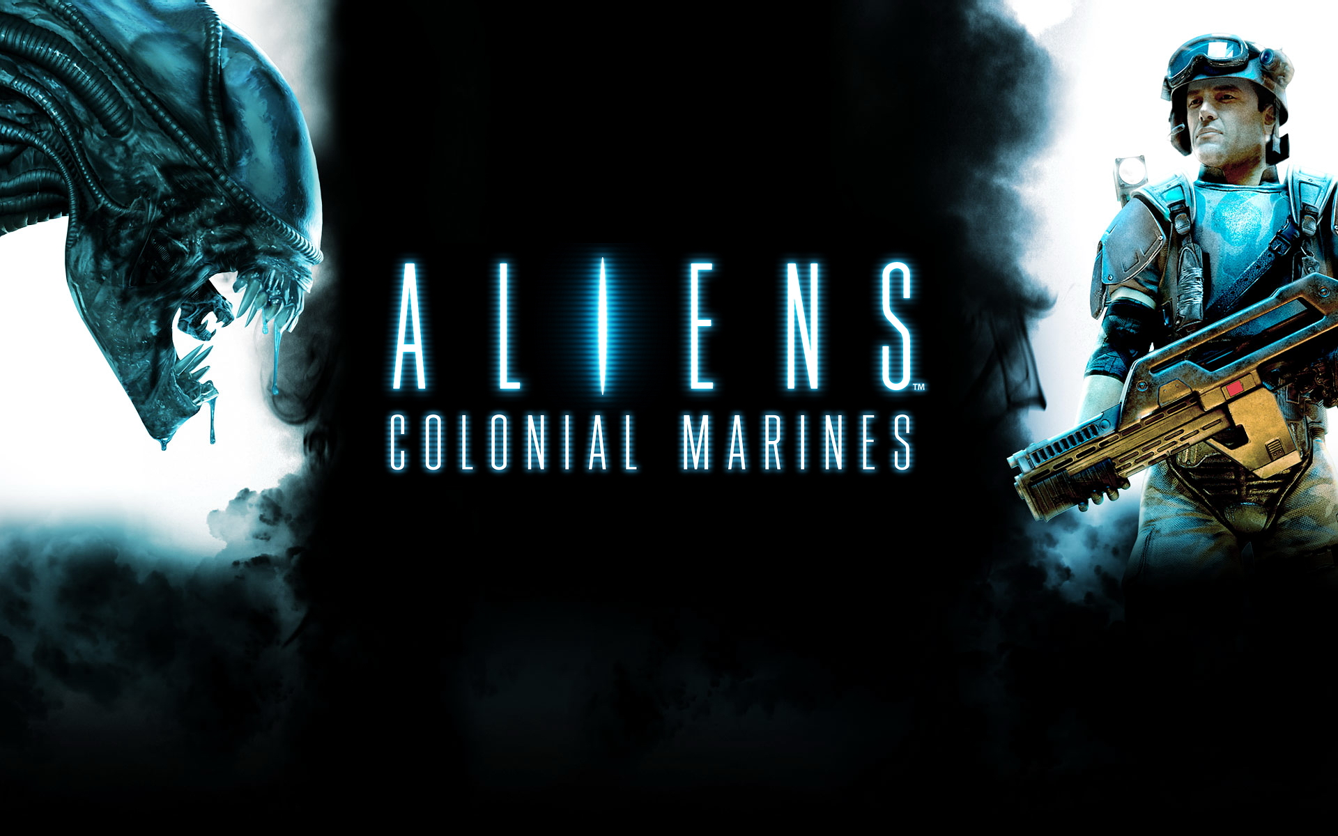 aliens colonial marines computer - photo #32