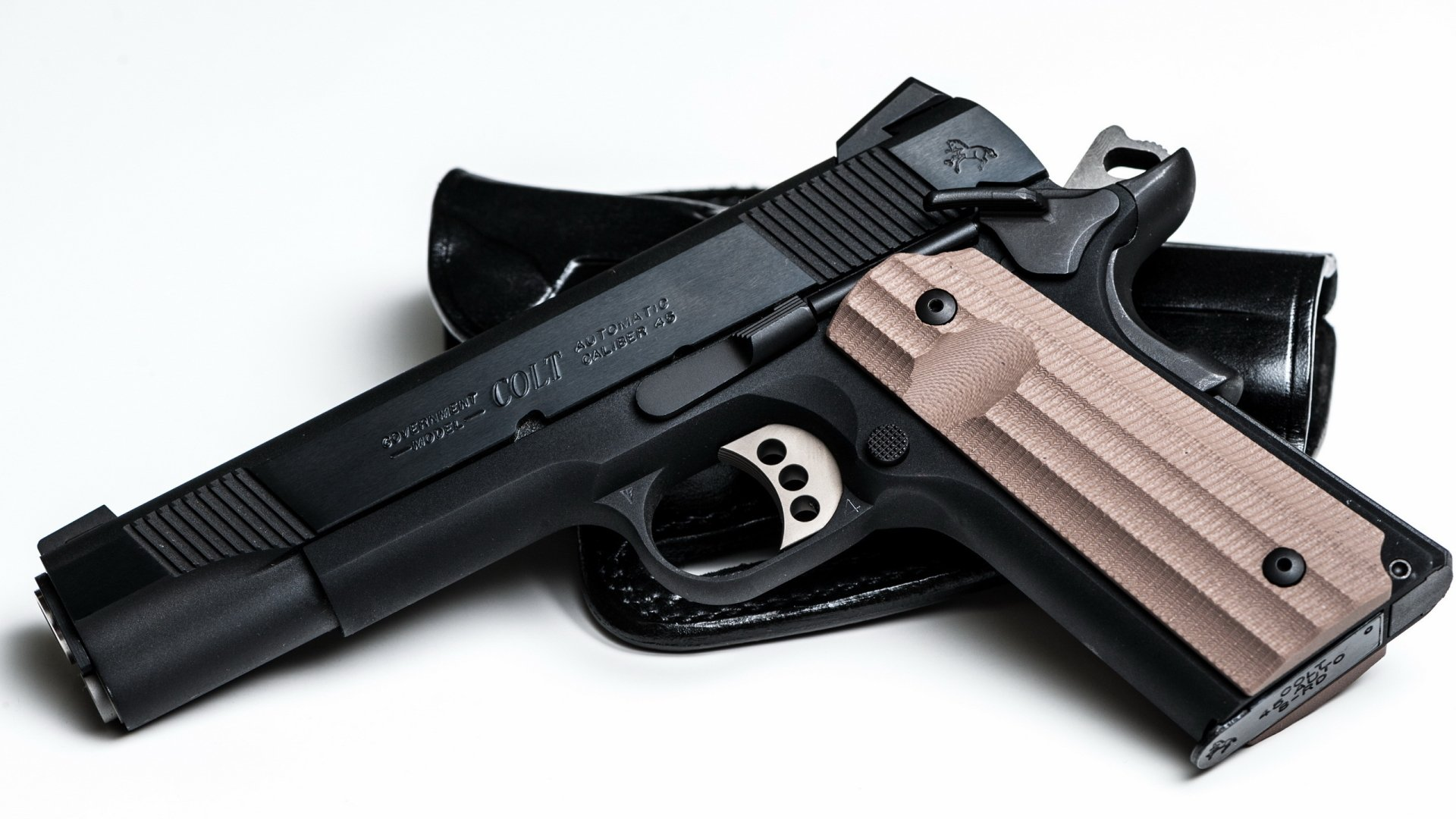 Weapons - Colt 1911  Pistol Weapon Wallpaper