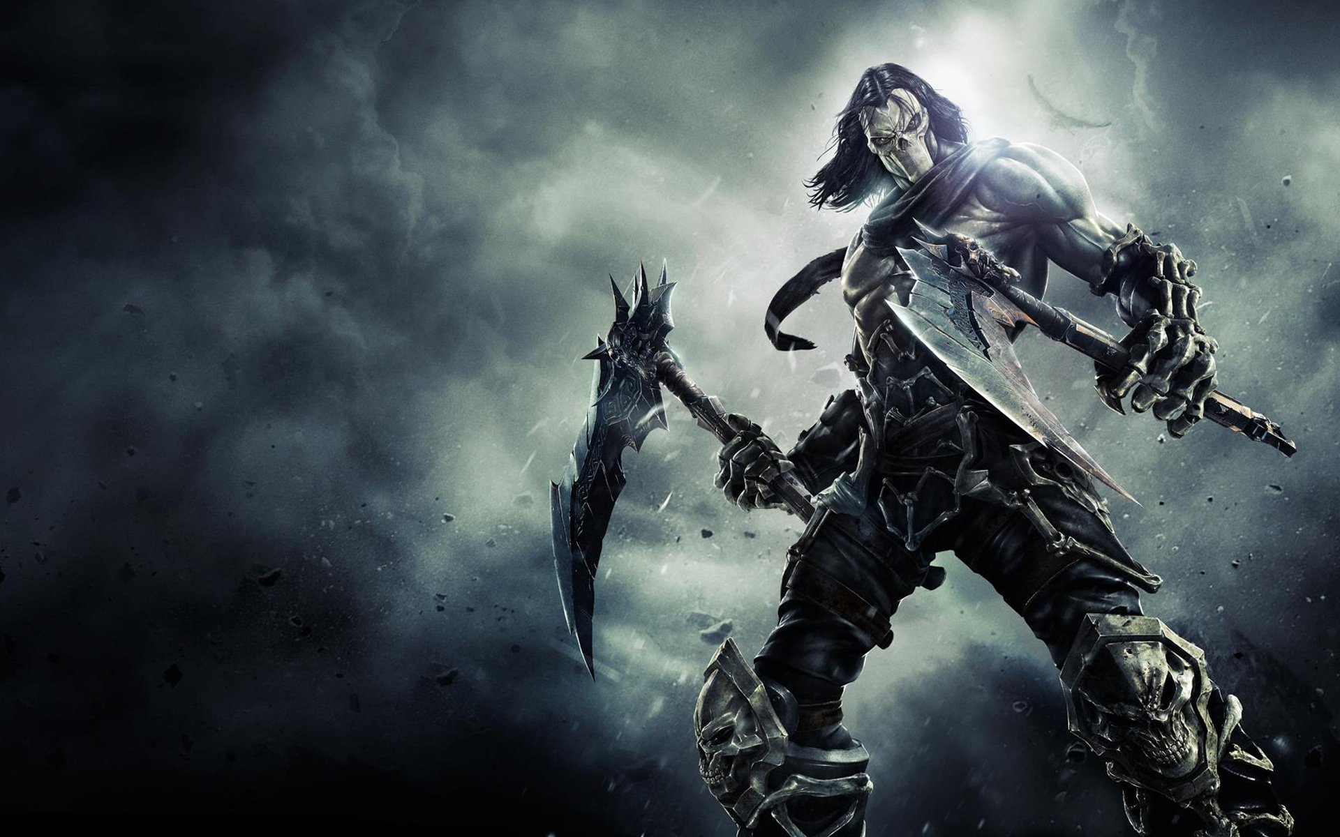 52 darksiders ii hd wallpapers | background images - wallpaper abyss