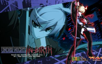 Anime - Under Night In-birth Wallpapers and Backgrounds ID : 292088