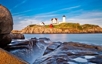 Man Made - Lighthouse Wallpapers and Backgrounds ID : 292524