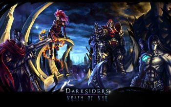 Video Game - Darksiders Wallpapers and Backgrounds ID : 292638