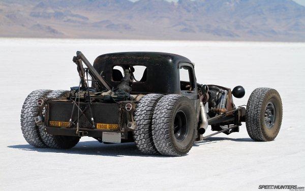 Vehicles Hot Rod Classic Car Rat Rod HD Wallpaper | Background Image