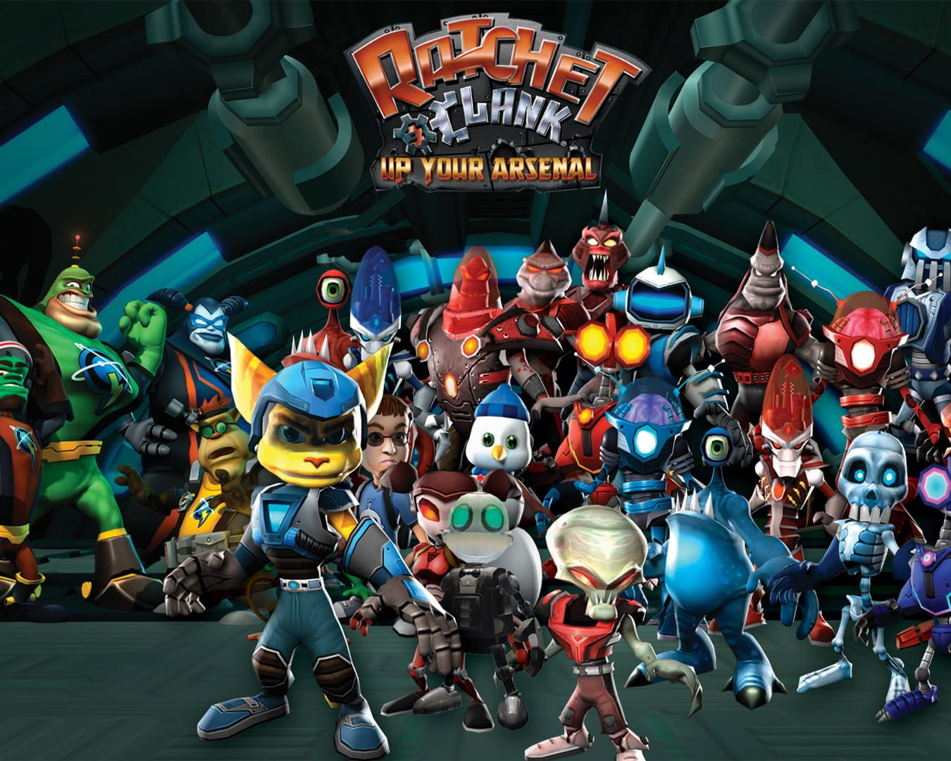 ratchet and clank up your arsenal pc download