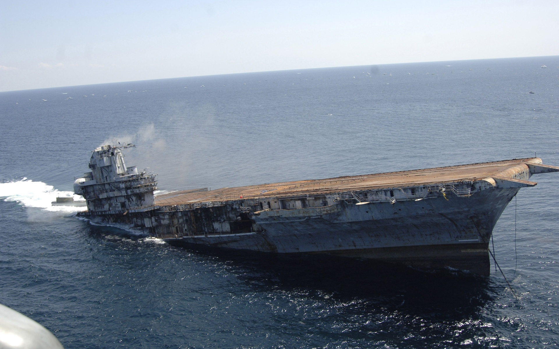Aircraft Carrier Wallpaper Widescreen