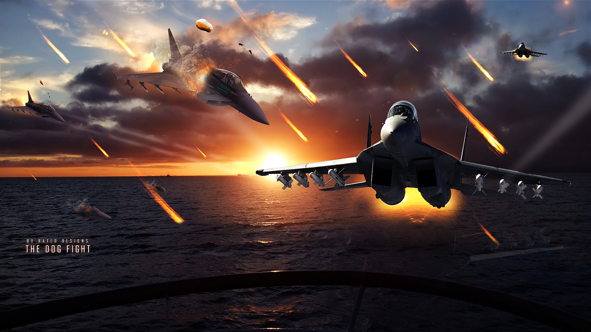 Kampfjets full hd wallpaper and hintergrund 1920x1080 for Full wall wallpaper