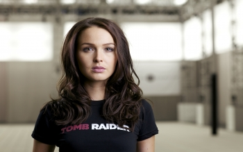 Vrouwen - Camilla Luddington Wallpapers and Backgrounds ID : 293244
