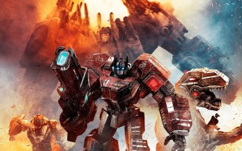 Video Game - Transformers: Fall Of Cybertron Wallpapers and Backgrounds ID : 293246