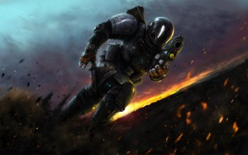 Science Fiction - Warrior Wallpapers and Backgrounds ID : 293878