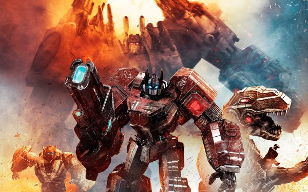 Video Game - transformers: fall of cybertron Wallpapers and Backgrounds