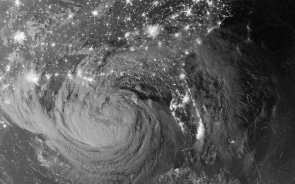 Earth From Space Hurricane Gulf Of Mexico HD Wallpaper   Background Image