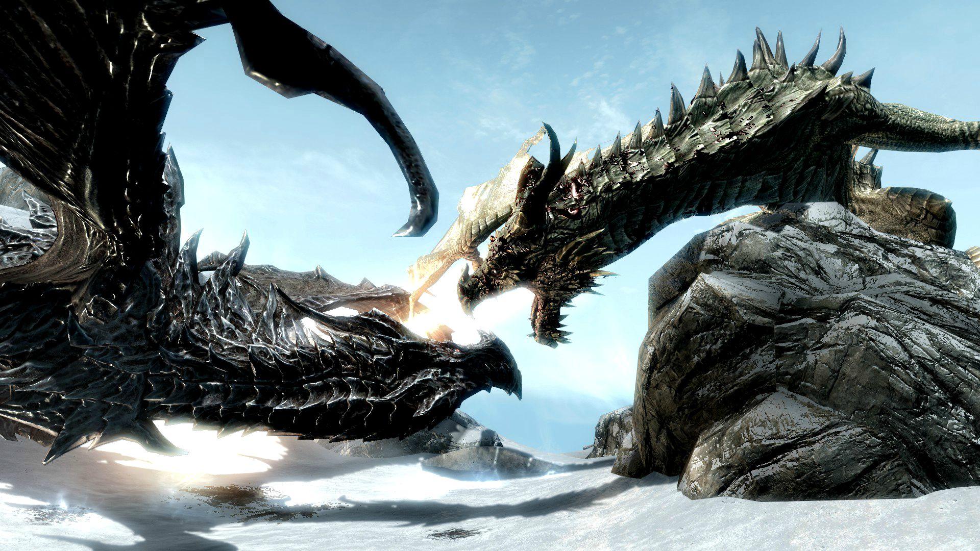 The Elder Scrolls V: Skyrim Full HD Wallpaper and Background Image | 1920x1080 | ID:294348