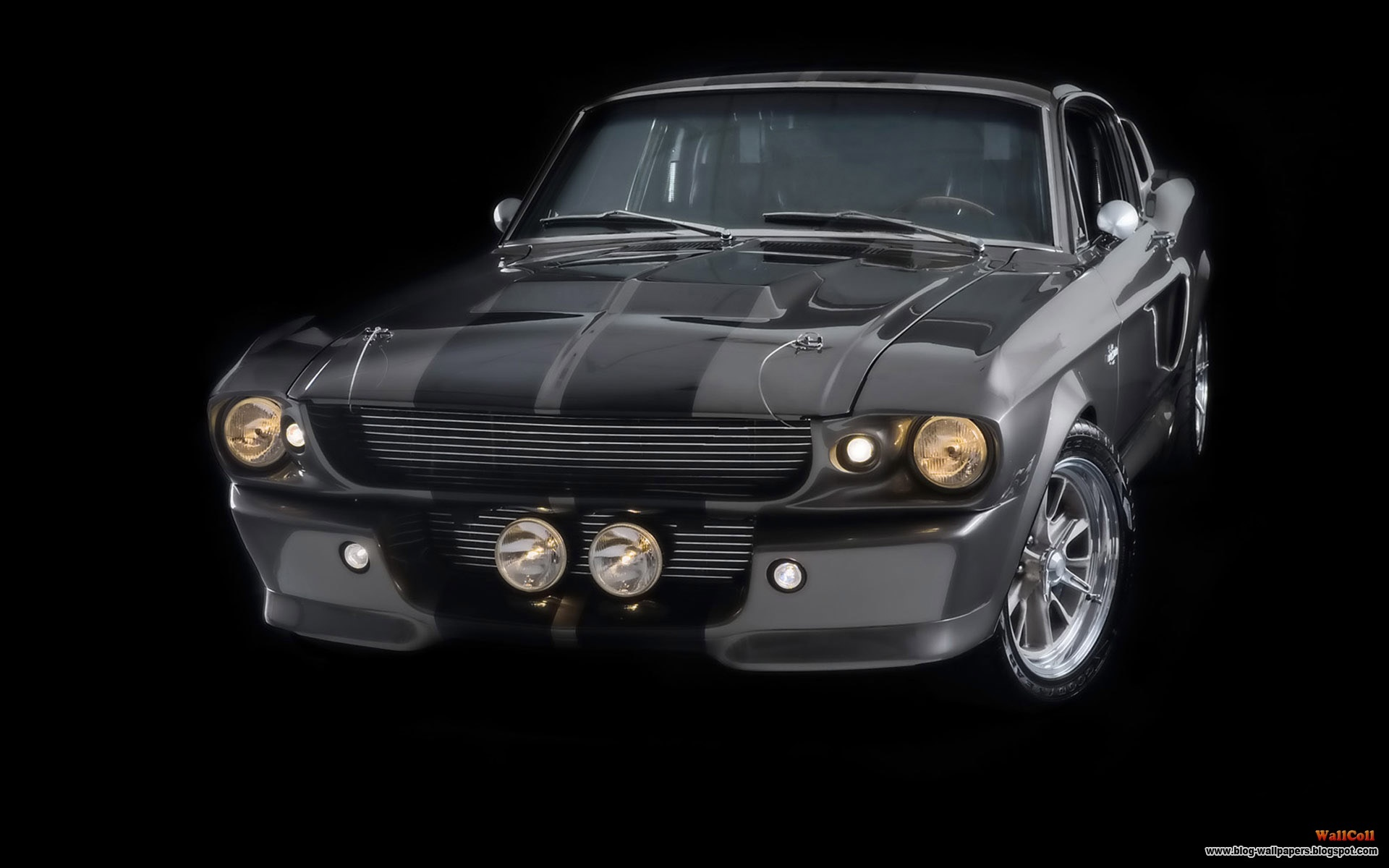 Shelby Mustang GT500 Eleanor Gone in 60 Seconds Computer Wallpapers ...