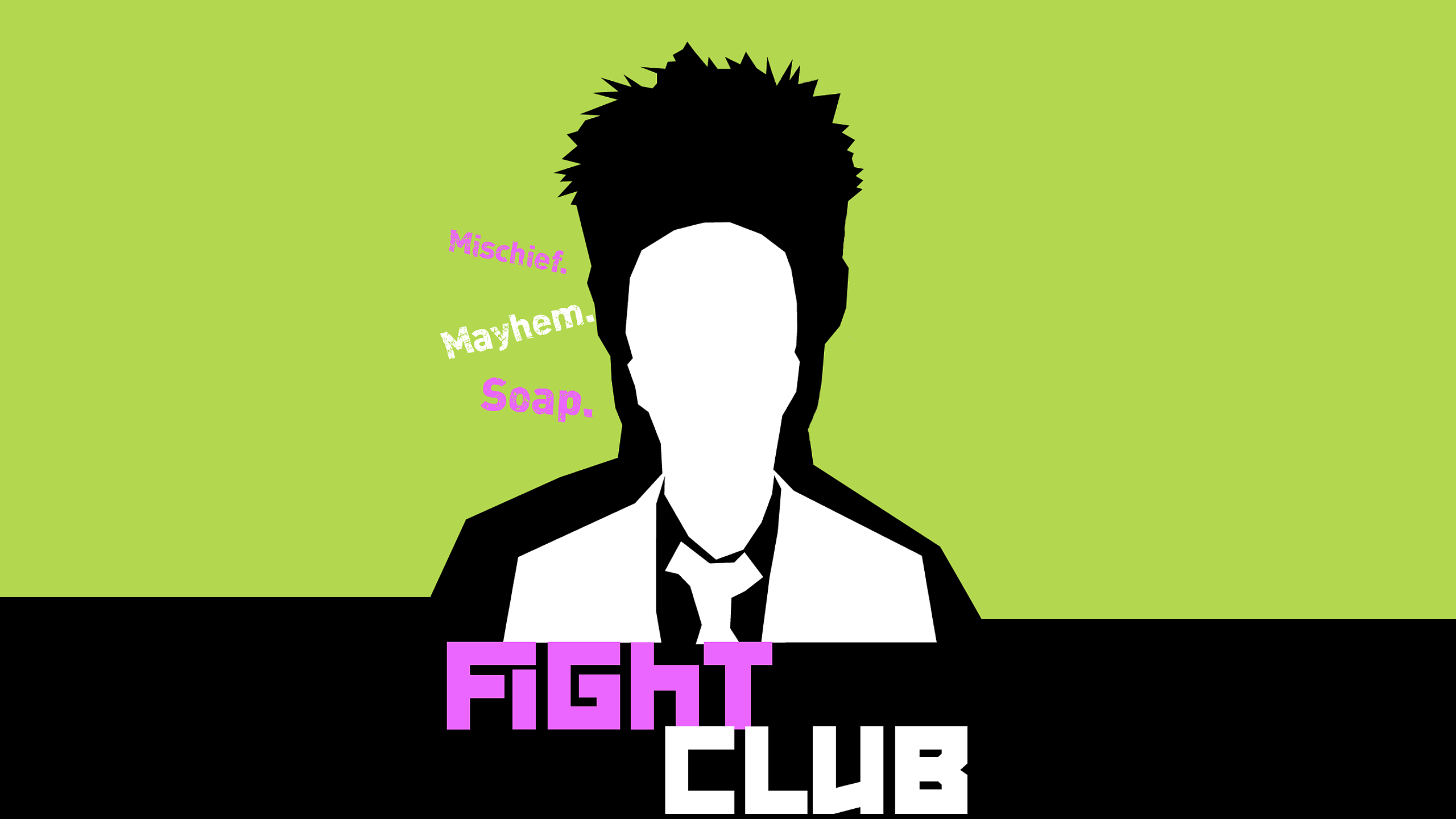 Movie - Fight Club  Wallpaper