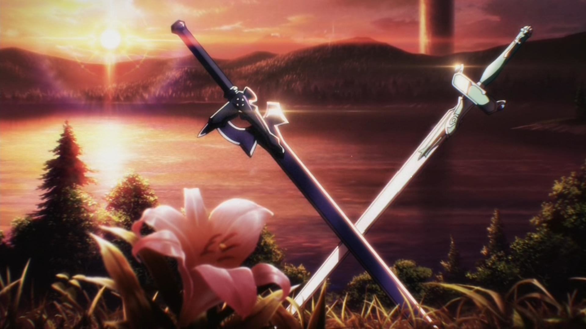 2460 Sword Art Online Hd Wallpapers Background Images