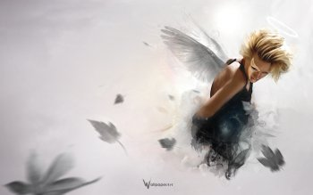 Fantasy - Angel Wallpapers and Backgrounds ID : 294724