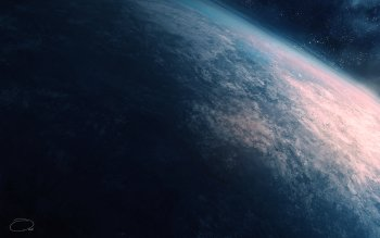 Science-Fiction - Planetscape Wallpapers and Backgrounds ID : 294964