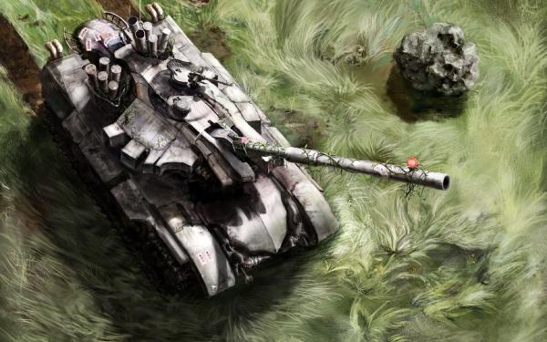 Military Tank Tanks HD Wallpaper   Background Image