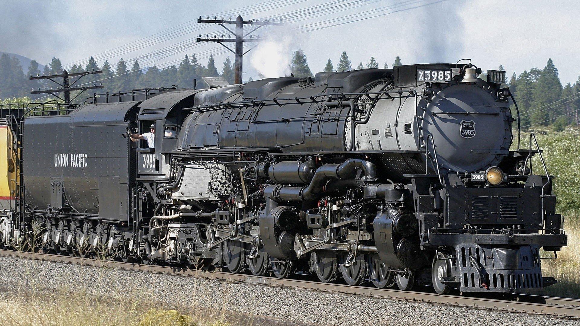 Vehicles - Train  Wallpaper