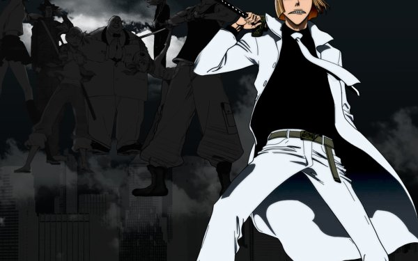 Anime Bleach Shinji Hirako HD Wallpaper   Background Image