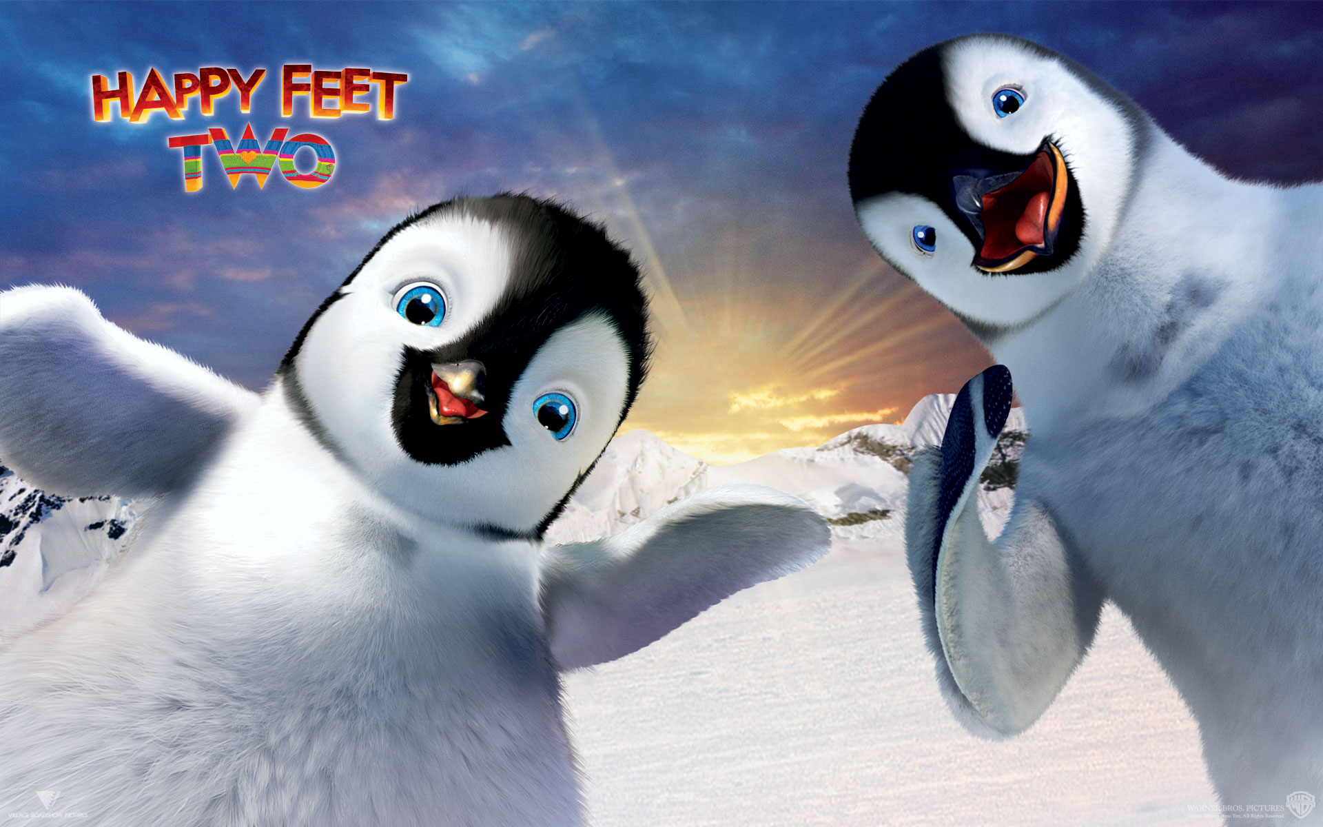 happy feet 2 full hd wallpaper and background image | 1920x1200 | id