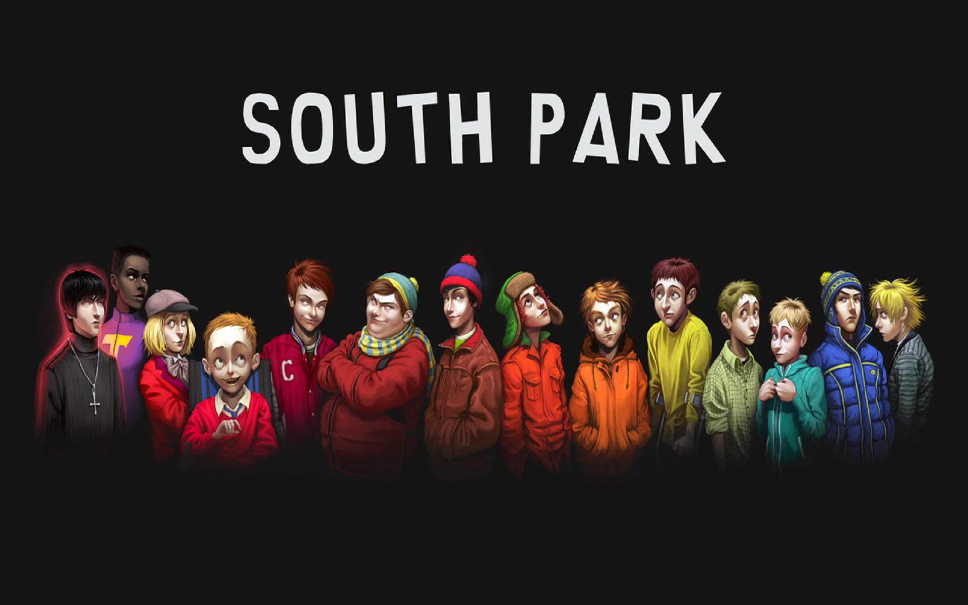 Southpark papel de parede hd plano de fundo 1920x1200 - South park wallpaper butters ...