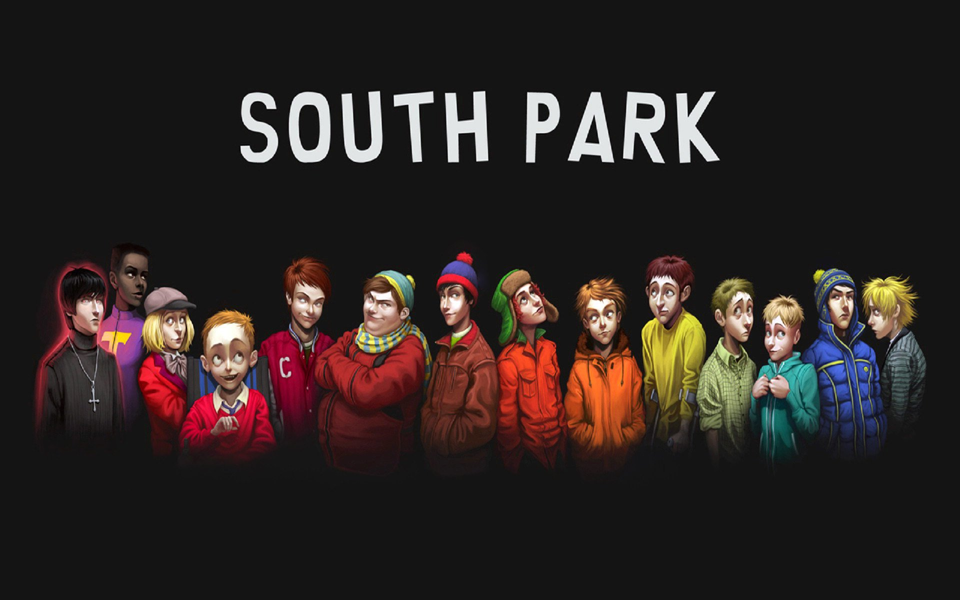 Southpark full hd wallpaper and background image - South park wallpaper butters ...