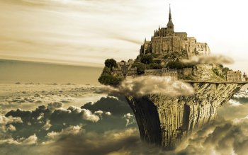 Fantasy - Castle Wallpapers and Backgrounds ID : 296128