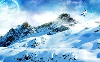 Sports - Snowboarding Wallpapers and Backgrounds ID : 296498