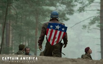 Movie - Captain America Wallpapers and Backgrounds ID : 296614
