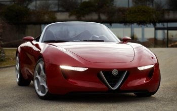 Vehicles - Alfa Romeo Wallpapers and Backgrounds ID : 296878