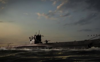 Military - Submarine Wallpapers and Backgrounds ID : 296988