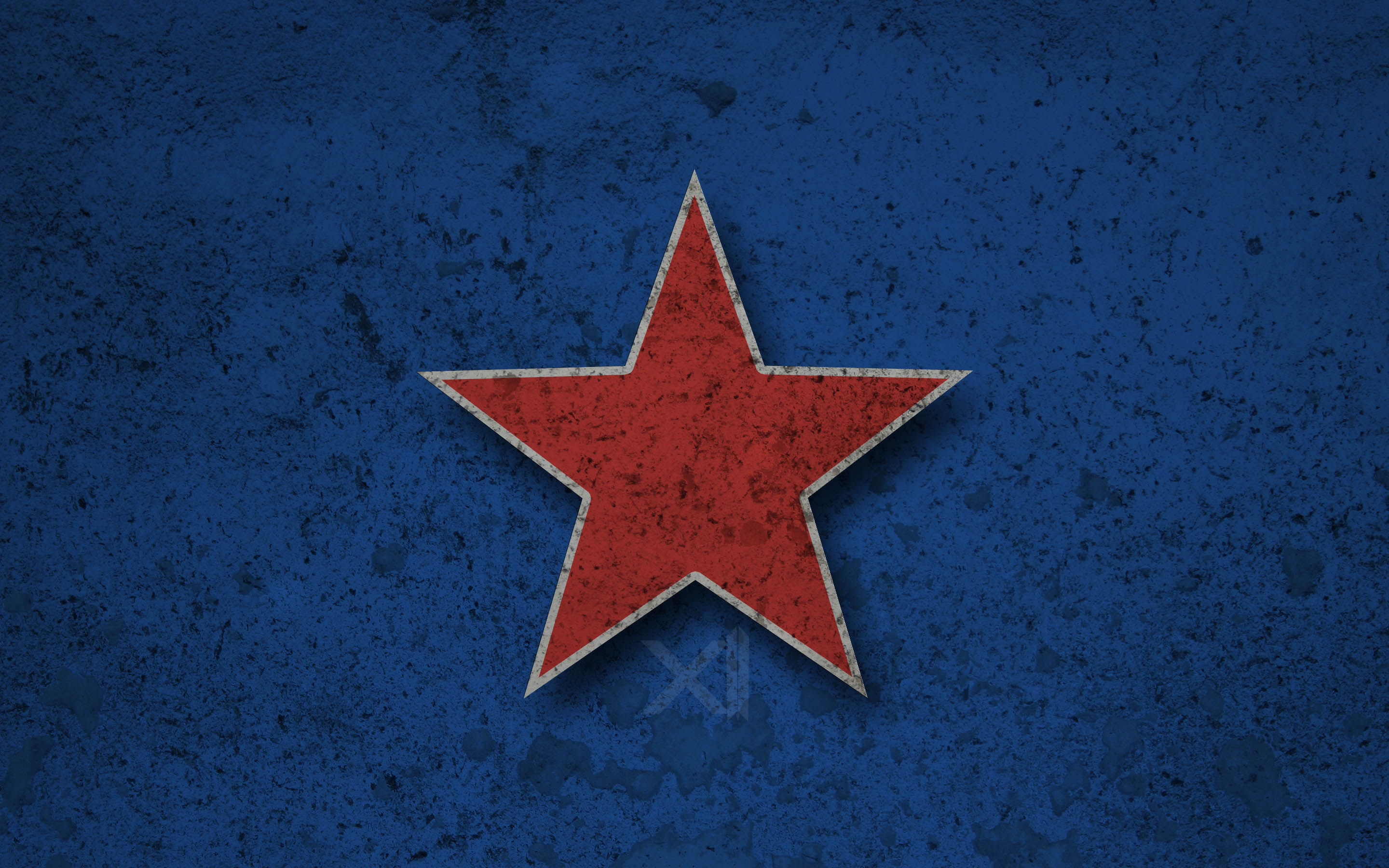 red star background - photo #19