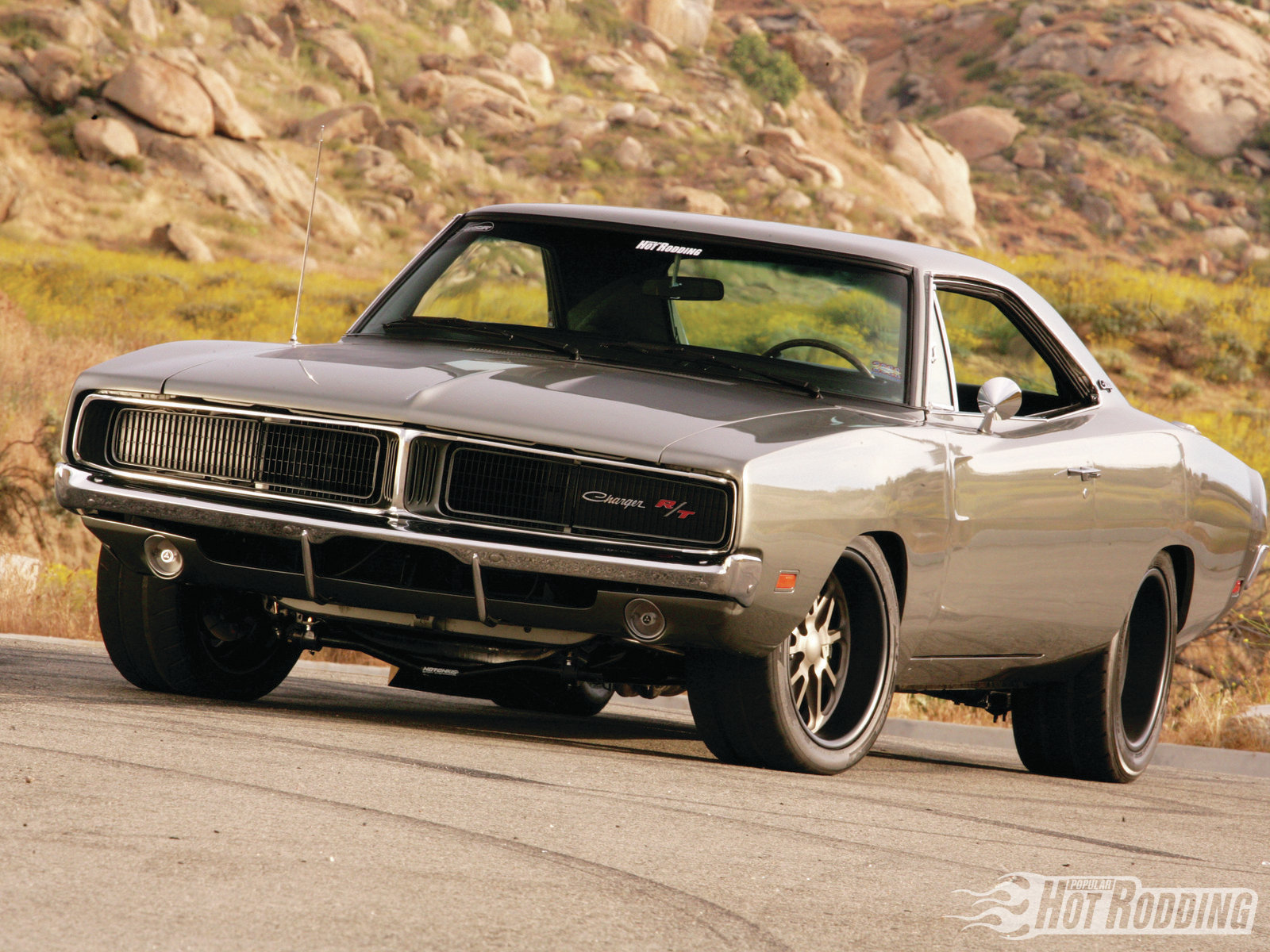 Vehicles 1969 dodge charger dodge hot rod muscle car classic car wallpaper