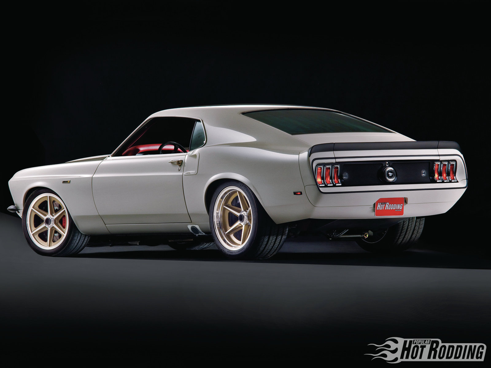 1969 Ford Mustang Wallpaper And Background Image