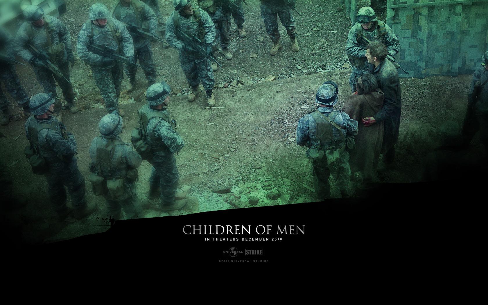 Children Of Men Wallpaper