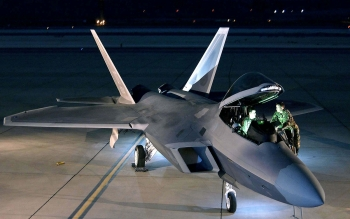 Militärt - Lockheed Martin F-22 Raptor Wallpapers and Backgrounds ID : 29704