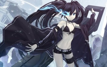 Anime - Black Rock Shooter Wallpapers and Backgrounds ID : 297348