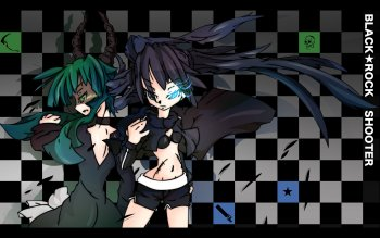 Anime - Black Rock Shooter Wallpapers and Backgrounds ID : 297478