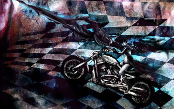 Anime - Black Rock Shooter Wallpapers and Backgrounds ID : 297604