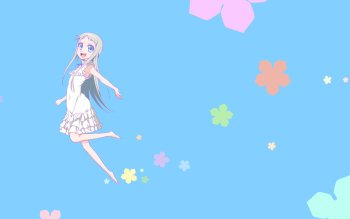 Anime - Anohana Wallpapers and Backgrounds ID : 297964