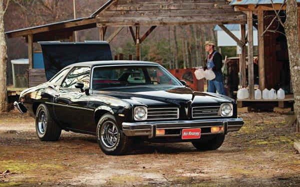 Vehicles Hot Rod Pontiac Muscle Car Classic Car HD Wallpaper | Background Image