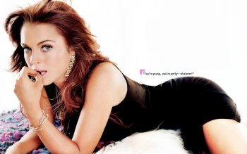 Celebrity - Lindsay Lohan Wallpapers and Backgrounds ID : 29994
