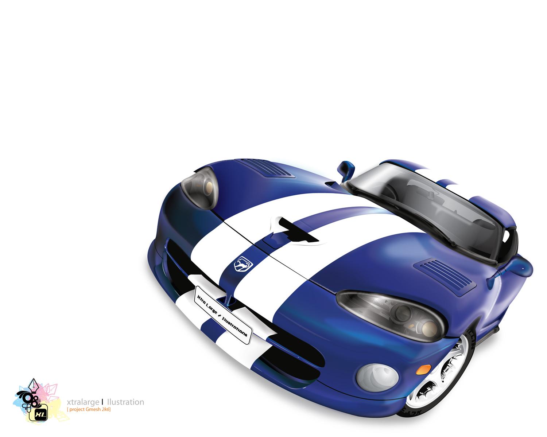 Vehicles - Dodge  Wallpaper