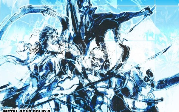 Video Game Metal Gear Solid 2: Substance Metal Gear Solid HD Wallpaper | Background Image