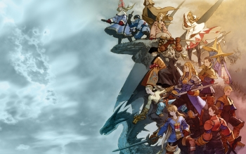 Video Game - Final Fantasy Wallpapers and Backgrounds ID : 31008