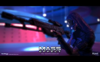 Video Game - Mass Effect Wallpapers and Backgrounds ID : 31266